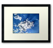 ©HCS Peaceable Kingdom Framed Print