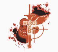 Hero of B Orange by toast-y