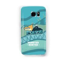 Monster Hunter All Stars - Pokke Permafrosts Samsung Galaxy Case/Skin