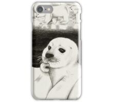 Fur Seal iPhone Case/Skin