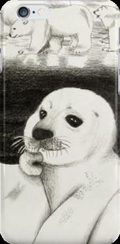 Fur Seal by jkartlife