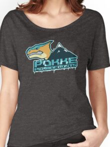 Monster Hunter All Stars - Pokke Permafrosts Women's Relaxed Fit T-Shirt