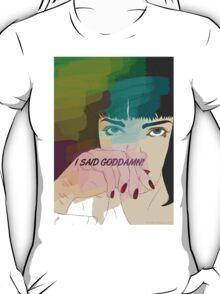 Mia Wallace, Pulp Fiction T-Shirt