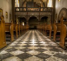 Marble floor by Nicole W.