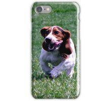 Running Basset iPhone Case/Skin