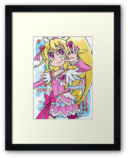 Magical Girl Collection #7 - Heart by gcio