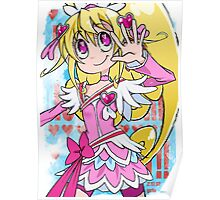 Magical Girl Collection #7 - Heart Poster