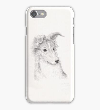 Shetland Sheepdog Puppy iPhone Case/Skin