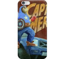 Captain Merica iPhone Case/Skin
