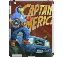 Captain Merica iPad Case/Skin