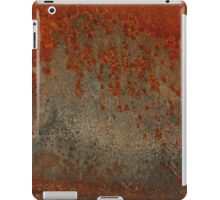 iPad - Rusty Steel iPad Case/Skin