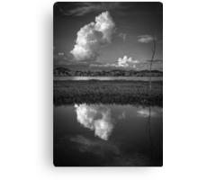 Cloud Patch 2 Canvas Print