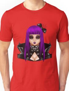 Gothic Doll Unisex T-Shirt