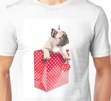 Gift Wrapped Frenchie Unisex T-Shirt