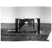 To Davey Jones' Locker (abandoned pier) Poster