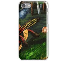 Painted Turtle iPhone Case/Skin