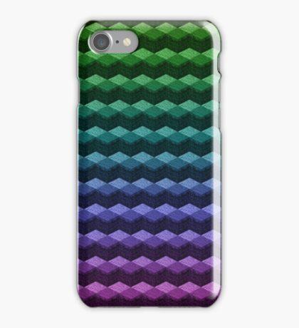 Minecraft Rainbow iPhone Case/Skin