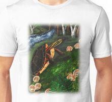 Painted Turtle Unisex T-Shirt