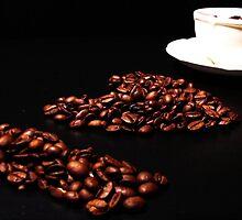 I love Coffee by Dipali S