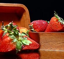 Strawberries #1 by Dipali S