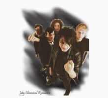 My Chemical Romance by toriAlin