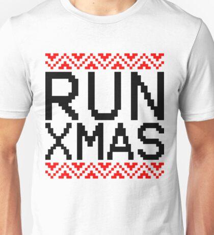 RUN XMAS Unisex T-Shirt