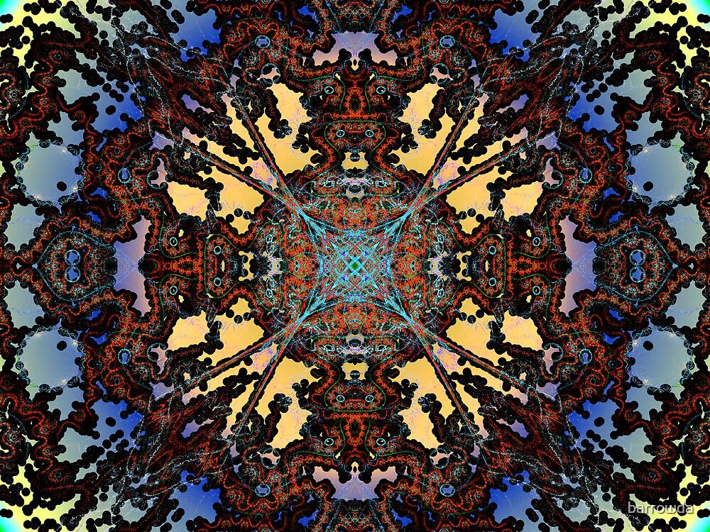 Tut54#5: Grilled Pixels (G1122) by barrowda