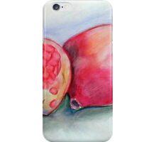 Pomegranates iPhone Case/Skin