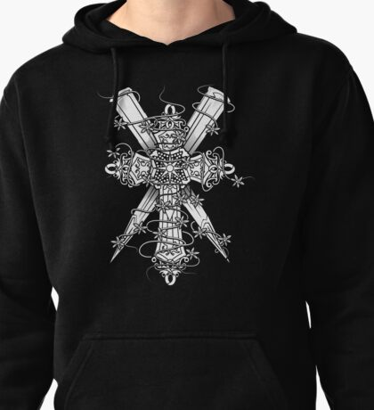 Vampire Protection Pullover Hoodie