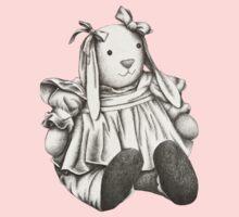 Bunny Rabbit One Piece - Long Sleeve