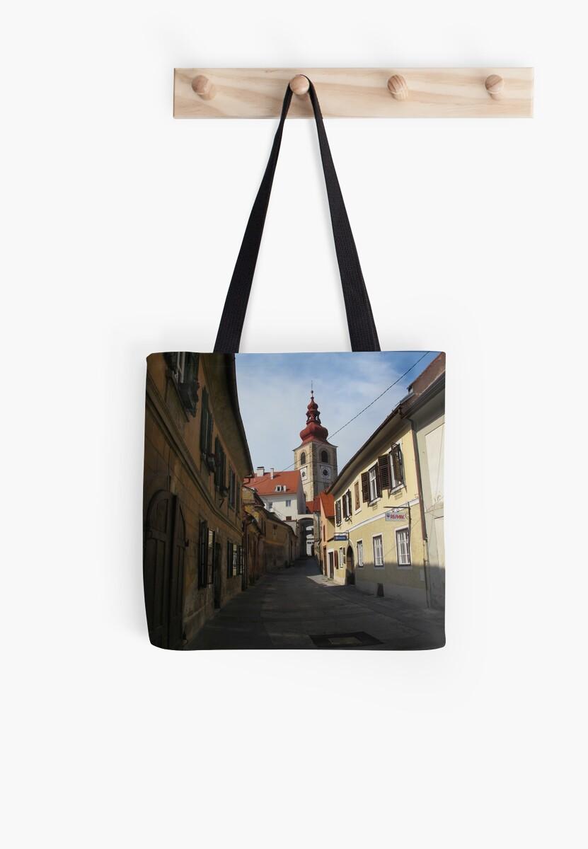 Streets of Ptuj by Dalmatinka