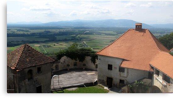Castle Vurberk by Dalmatinka