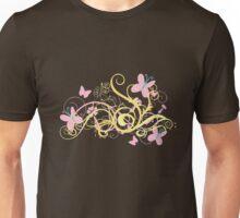 Fluttershy Swirl Unisex T-Shirt