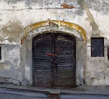 Old doors by Dalmatinka