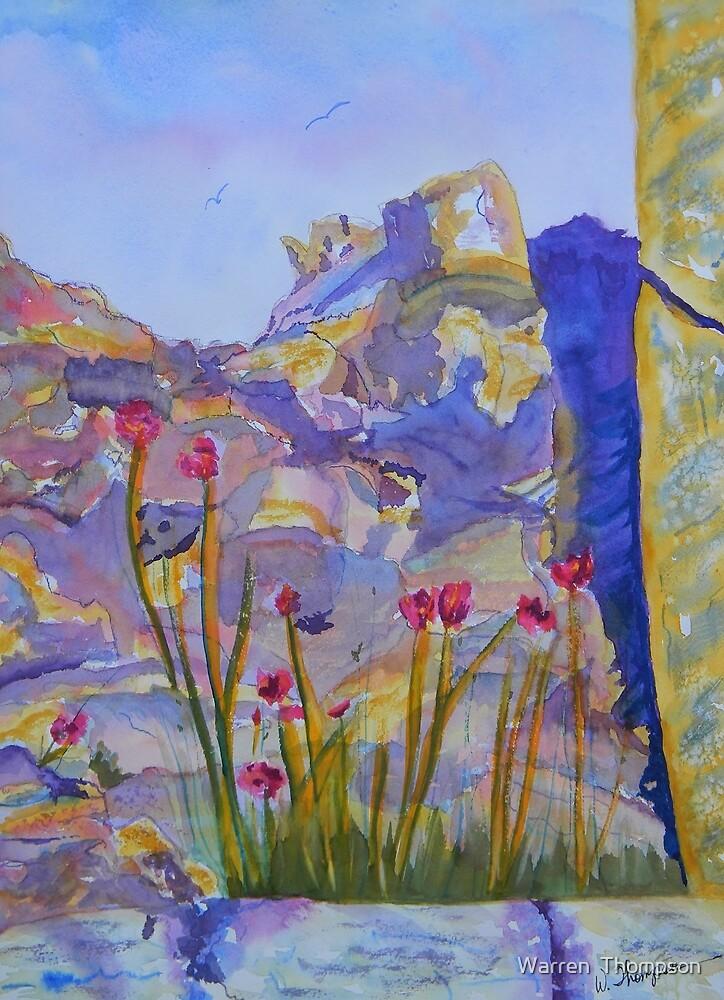Ephesus May Flowers by Warren  Thompson