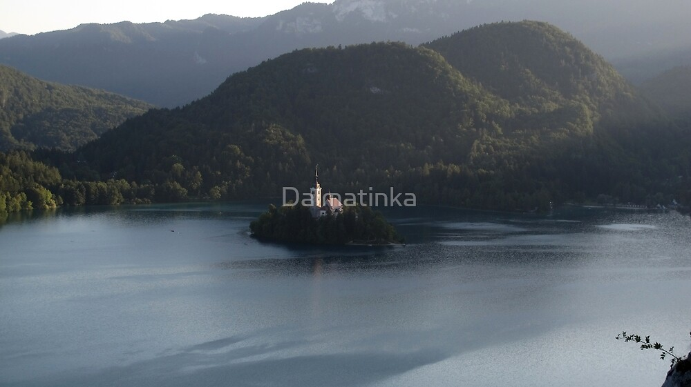 Bled by Dalmatinka