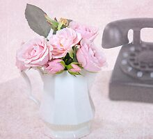 Retro Roses by Maria Dryfhout
