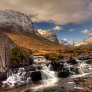Russell Burn and the Bealach na Ba by derekbeattie