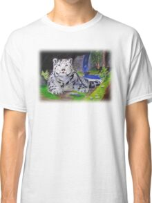 Snow Leopard Classic T-Shirt
