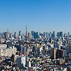 Tokyo downtown by 3523studio