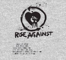 Rise Against, Make It Stop by mattfield