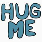 Hug me by calicocatfood