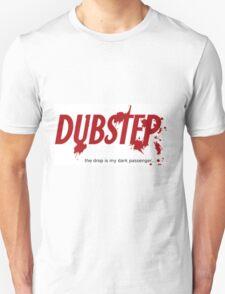 """Dark Passenger Dubstep """"drop"""" STICKER Unisex T-Shirt"""