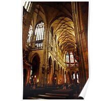 St. Vitus Cathedral, Prague Poster