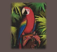 Scarlet Macaw Kids Clothes