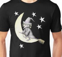 Twitchy Witch Unisex T-Shirt