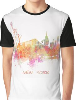 New York skyline  Graphic T-Shirt