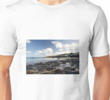 The Beach at Portscatho  Unisex T-Shirt