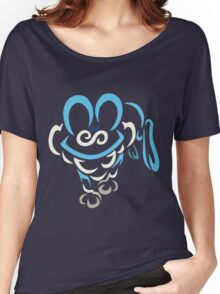 Froakie Tribal - Colored Women's Relaxed Fit T-Shirt