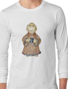 Buddha Of Root Beer Long Sleeve T-Shirt